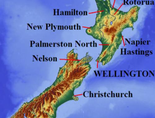 【NZ】大らかなニュージーランド人