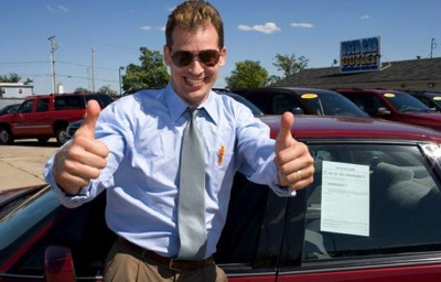 Used car dealerr